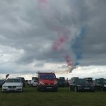 Airshow display