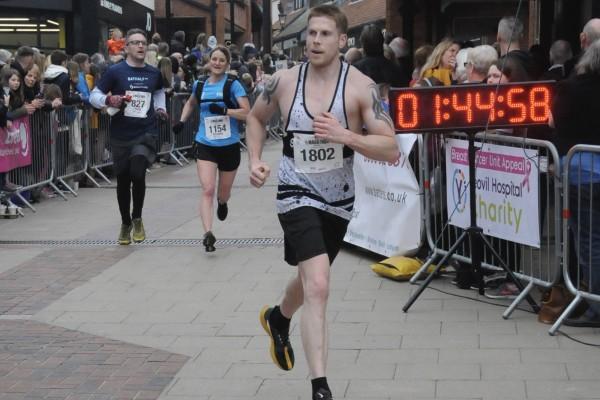 Yeovil Half Marathon – 31.3.19 – www.yeovilhalf.com
